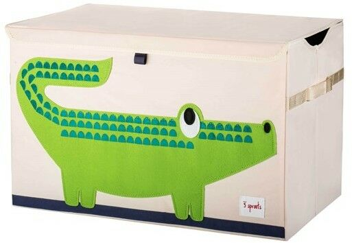 3 Sprouts - 3 Sprouts Pudełko Zamykane Krokodyl 3stccr