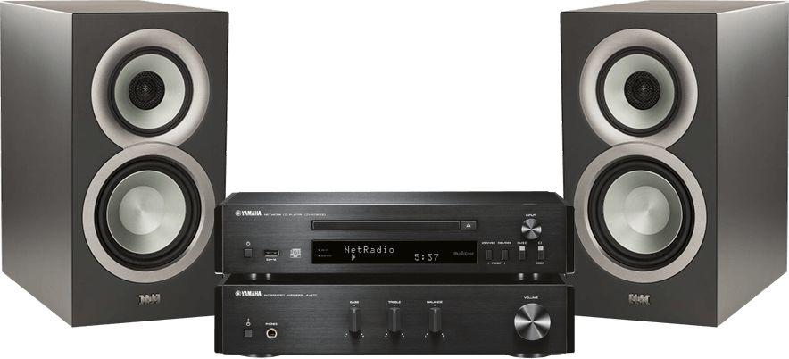 MusicCast PianoCraft MCR-N670D (czarny) + ELAC Uni-Fi BS U5 (czarny)  SALONY FIRMOWE W 13 MIASTACH  25 LAT NA RYNKU  DOSTAWA 0 zł  ODBIÓR OSOBISTY
