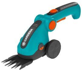 GARDENA Akumulatorowe nożyce do przycinania brzegów trawnika ComfortCut (9858-20) Zestaw