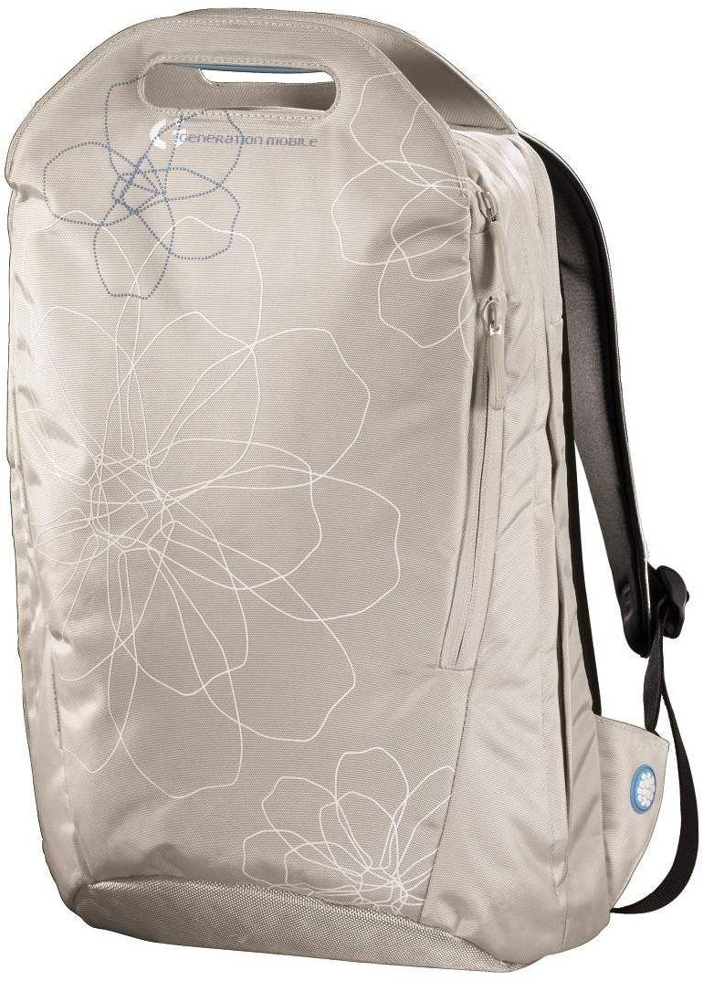 """Golla plecak na notebooka""""Mesh"""", 15"""", jasnoszary"""