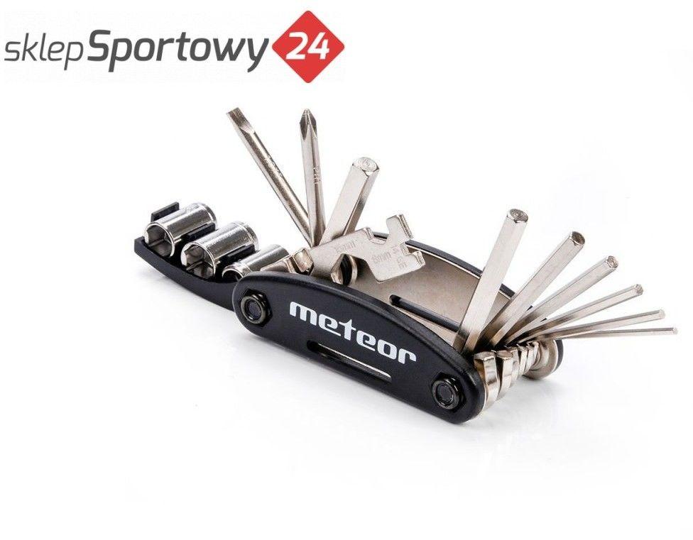 Zestaw kluczy rowerowych Multitool Meteor 23796