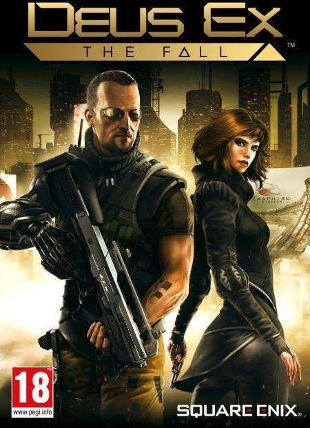 Deus Ex: The Fall (PC) klucz Steam