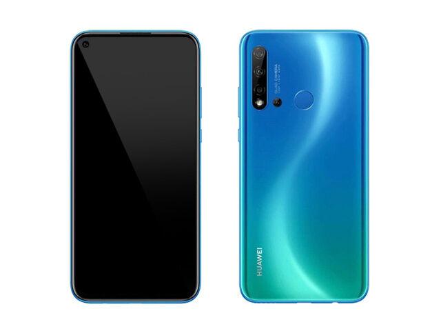 Huawei P20 Lite (2019) - zaprojektuj etui FLEXmat Case