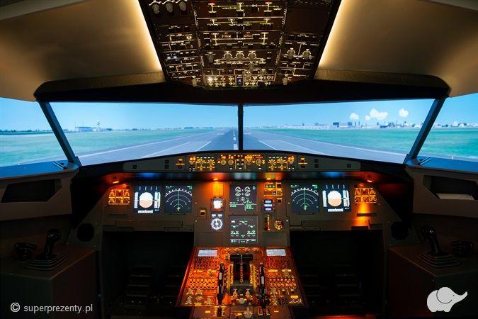 Symulator lotu Symulator A320