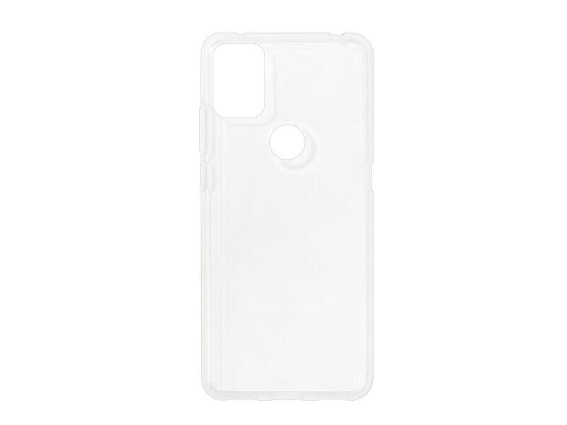 Alcatel 3X (2020) - etui na telefon Ultra Slim - przezroczyste