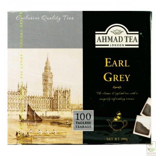 Ahmad Earl Grey Ex100 bez zawieszki