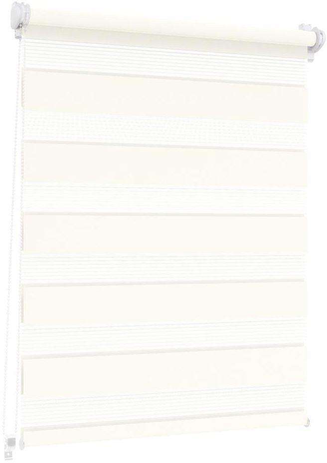Roleta dzień noc Pure 101 x 140 cm biała