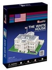 Puzzle 3D The White House