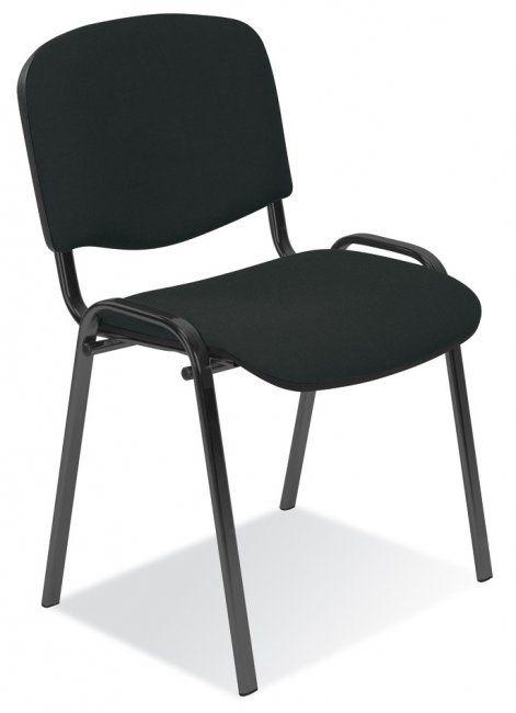 NOWY STYL Krzesło ISO black/chrome # PROMO