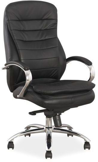 SIGNAL Fotel Q-154 Skóra