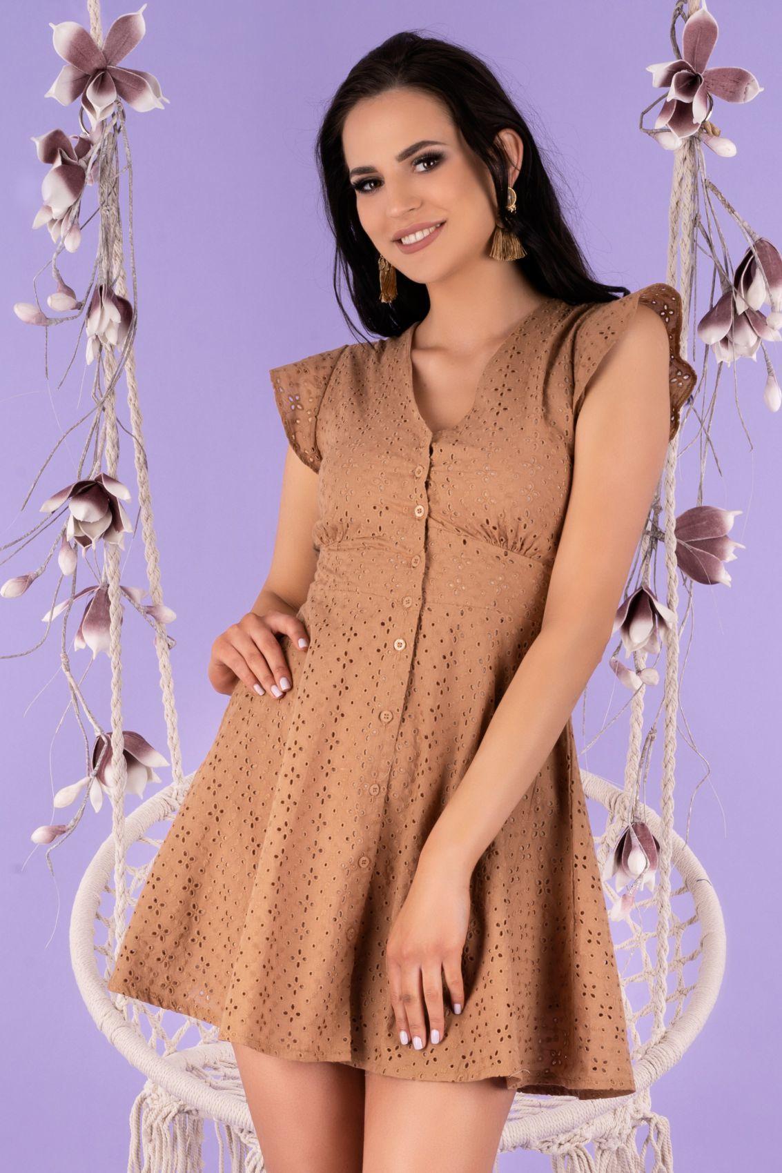 Cantan Camel D146 sukienka