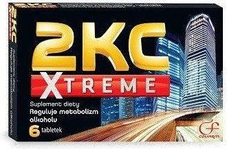 2KC Xtreme 6 tabletek