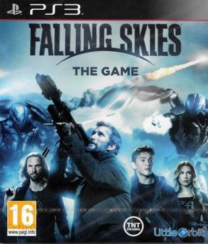 Falling Skies PS 3