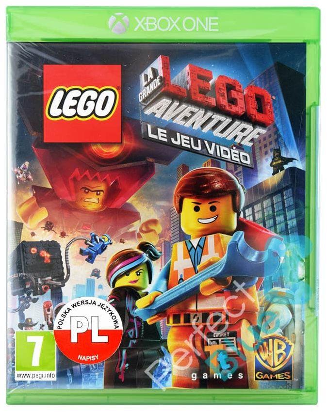 Lego Przygoda / The Lego Movie Videogame / Warszawa / 533 111 700
