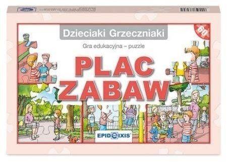 Dzieciaki Grzeczniaki - PLAC ZABAW - Joanna Grych