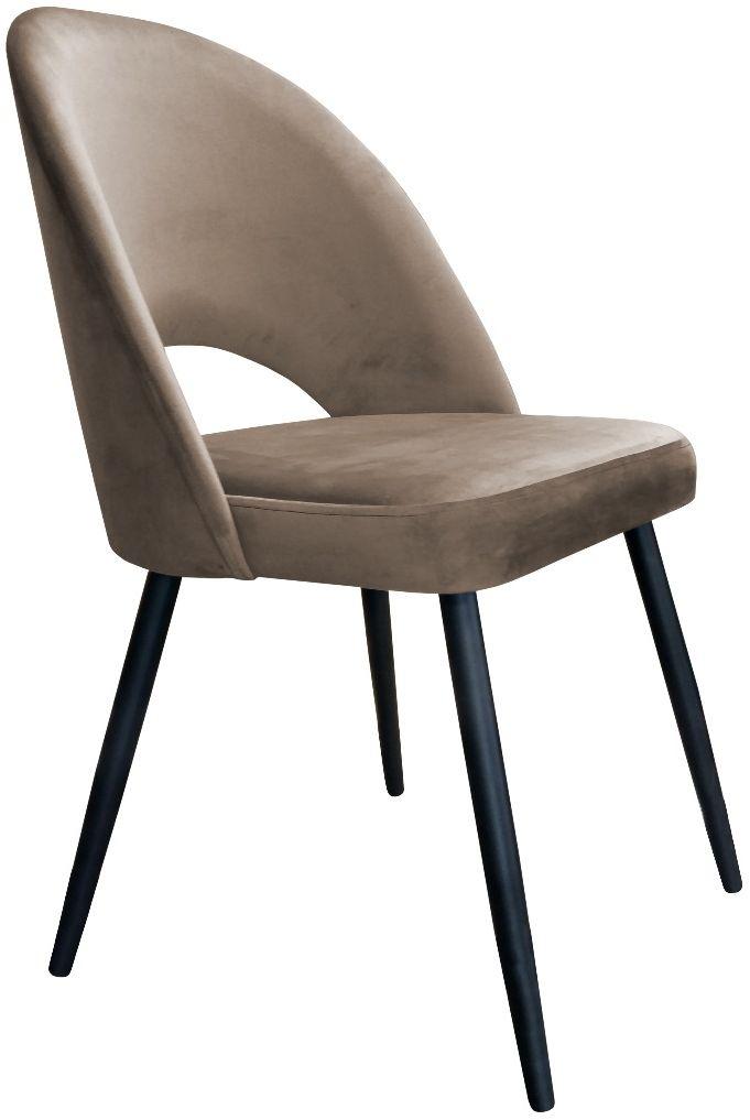 Krzesło ISKAR VELVET beżowe