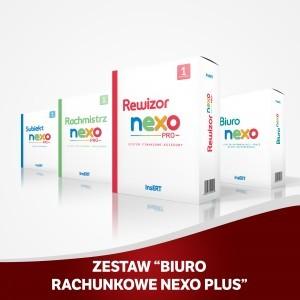 ZESTAW BIURO RACHUNKOWE NEXO PLUS