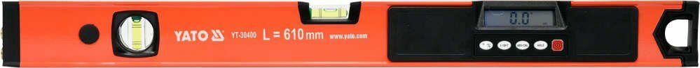 POZIOMNICA ELEKTRONICZNA 610 MM Z LASEREM Yato YT-30400 - ZYSKAJ RABAT 30 ZŁ