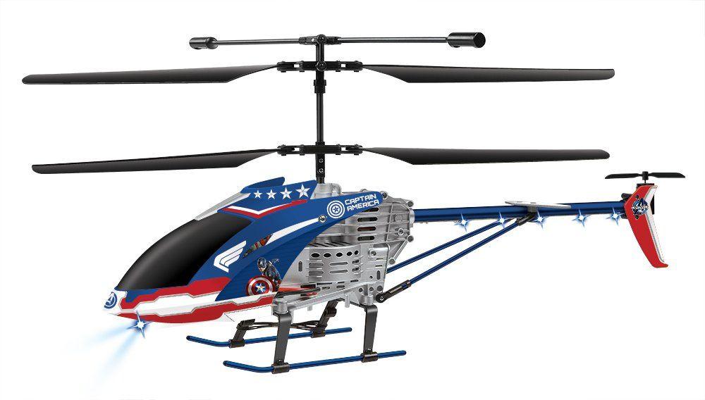 World Tech Toys 33732 Marvel Avengers Age of Ultron Captain America 3,5 Channel Radio Zamówienie helikopter