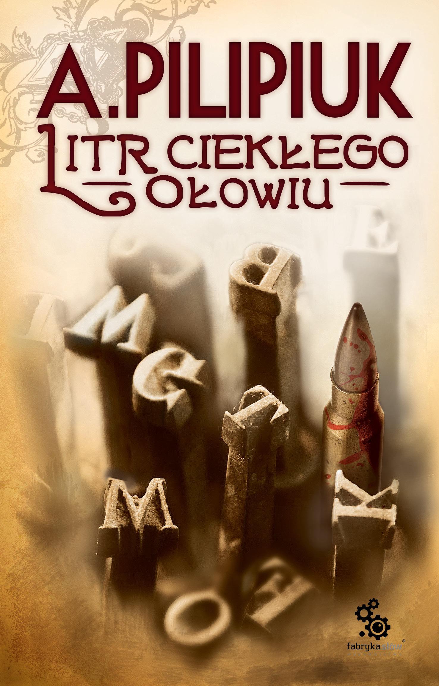 Litr ciekłego ołowiu - Andrzej Pilipiuk - audiobook