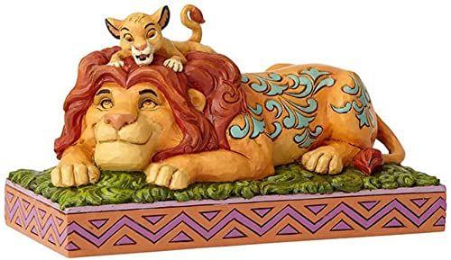 Disney Traditions A Father''s Pride Simba i Mufasa figurka