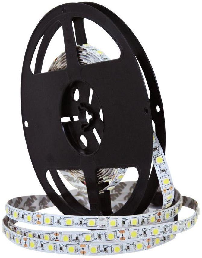 Taśma LED IP65 420 lm/m 5 m barwa ciepła POLUX