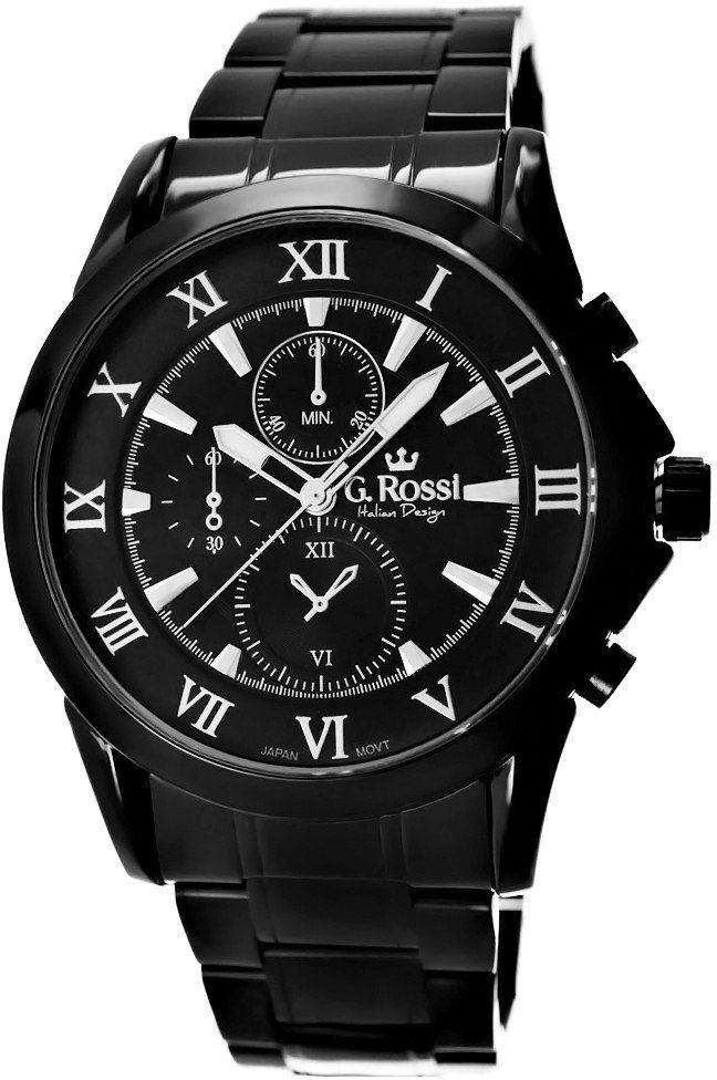 Zegarek Męski G.Rossi 3844B-1A5