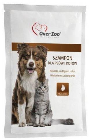 Over Zoo Szampon dla psów i kotów 20 ml