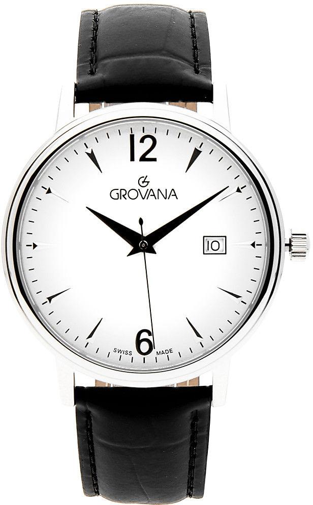 Zegarek Grovana 1550.1532 - CENA DO NEGOCJACJI - DOSTAWA DHL GRATIS, KUPUJ BEZ RYZYKA - 100 dni na zwrot, możliwość wygrawerowania dowolnego tekstu.