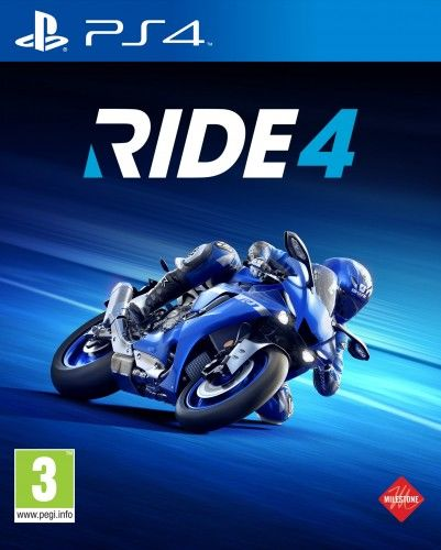 Ride 4 PS 4