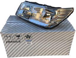 Reflektor lewy RHD Fiat Freemont