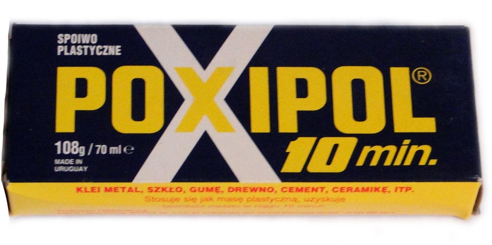 Klej Poxipol 108g (niebieski)