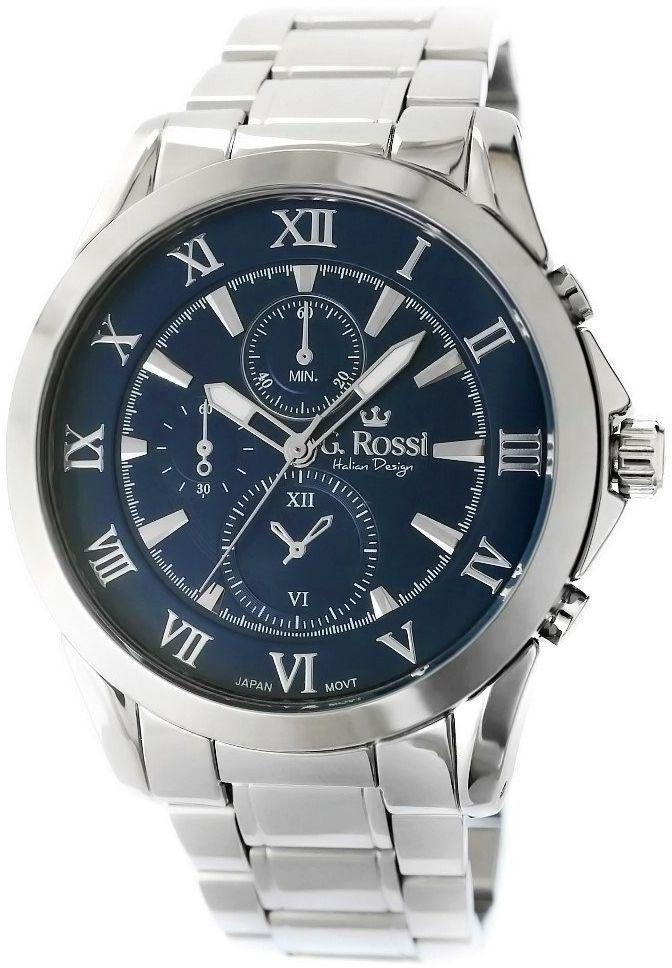 Zegarek Męski G.Rossi 3844B-6C1