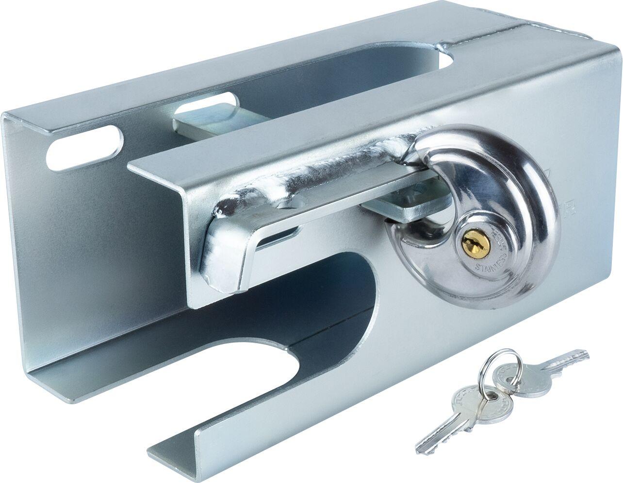 Zabezpieczenie zaczepu Unitrailer TRAILER PRO-BOX II