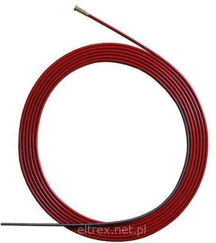 Prowadnik drutu fi. 1,0-1,2 mm czerwony do uchwytów Mig/Mag