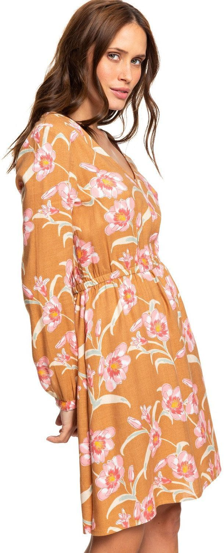sukienka damska ROXY HEATIN UP Chipmunk Surfin Love - CMW6
