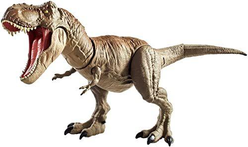 Jurassic World BITE ''N FIGHT TYRANNOSAURUS REX