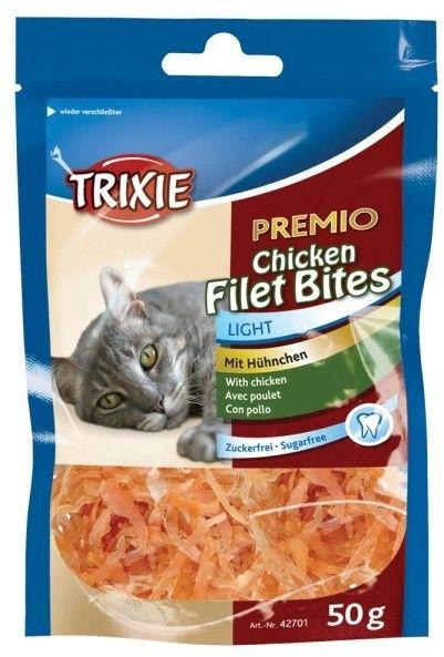 TRIXIE - Tx-42701 premio filet z kurczaka dla kota 50g