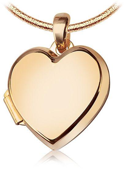 Staviori wisiorek. otwierany medalion z miejscem na zdjęcie. żółte złoto 0,333. długość 20 mm. szerokość 14 mm. grubość 5 mm.