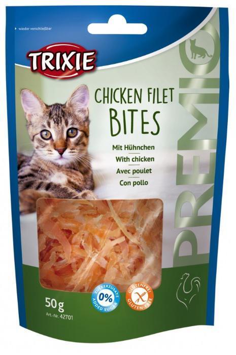 Przysmak dla kota Premio Light kurze filety (trixie)