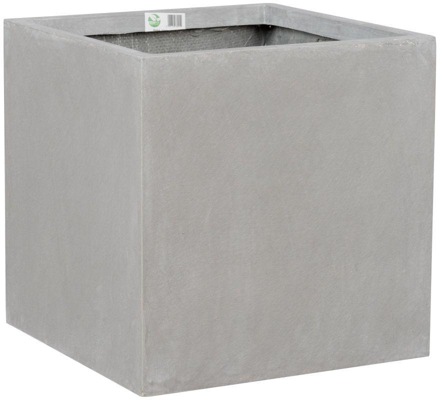Donica z włókna szklanego D92B szary beton