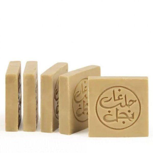 Mini Mydełka Aleppo Oliwkowo-Laurowe Najel, 5x20g