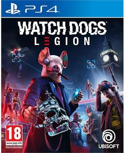 Watch Dogs Legion PS 4