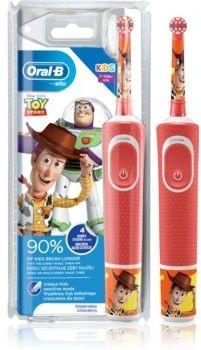Oral B Vitality Kids 3+ Toy Story elektryczna szczoteczka do zębów dla dzieci