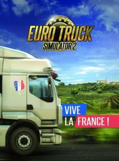 Euro Truck Simulator 2: Vive la France! PL (Digital - klucz Steam PC/MAC/LX)