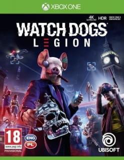 Watch Dogs Legion XOne/XSX