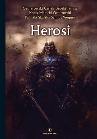 Fantastyka z plusem. Herosi - Ebook.