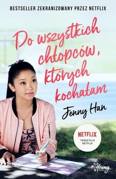 Do wszystkich chłopców, których kochałam. Tom 1 - Jenny Han