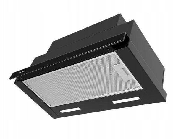 Okap Ciarko Slider Black 90cm I tel. (22) 266 82 20 I Raty 0 % I Bezpieczne zakupy I Płatności online !