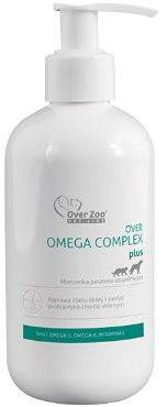 Over Zoo Over Omega Complex Plus 250 ml